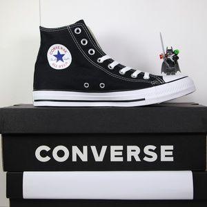 🔥SALE🔥Classic Black Converse All Star High Top
